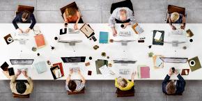 بناء مهارات فرق العمل